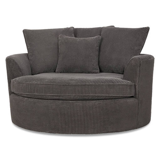 Nest Chair -Bumps Charcoal