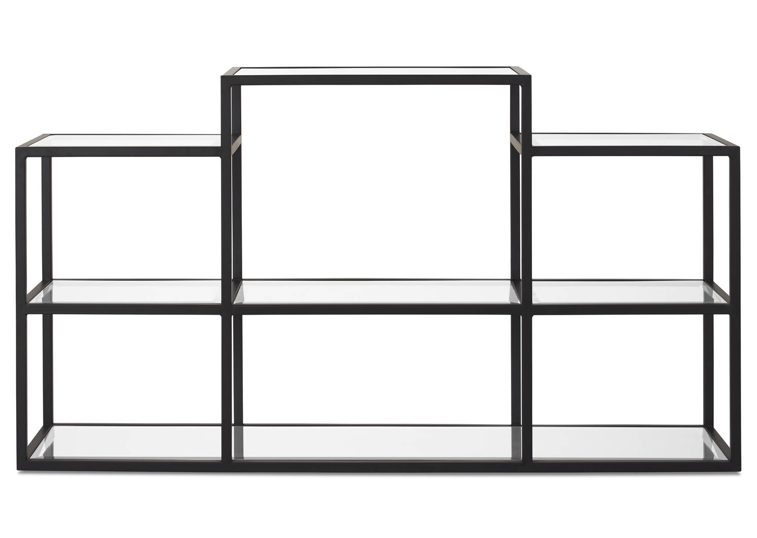 Table console Brady -noire