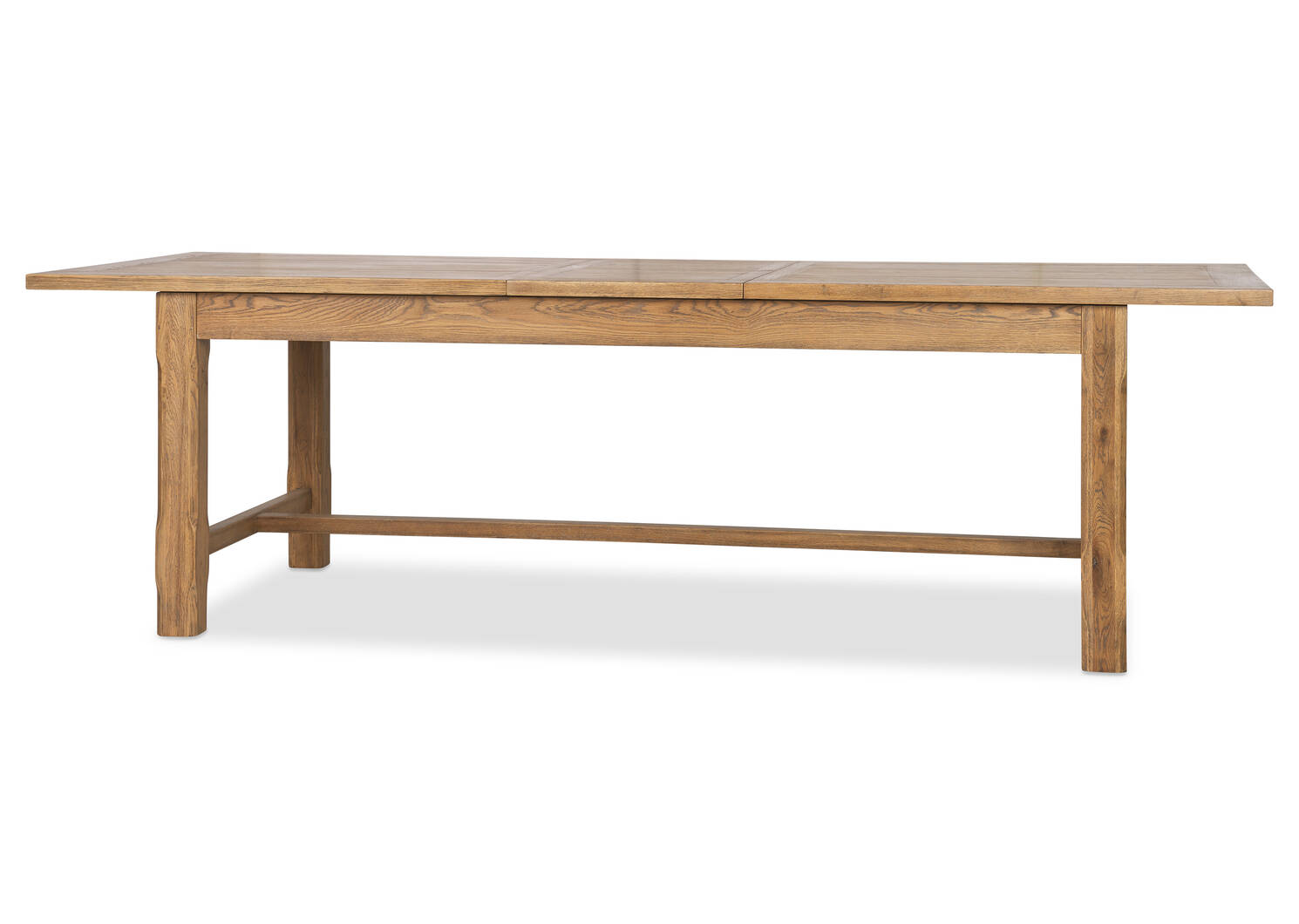 August Ext Dining Table -Jenna Oak