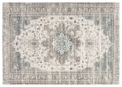 Diana Accent Rugs Ivory/Multi
