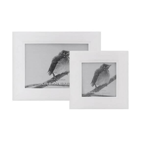 Judd Frames - White
