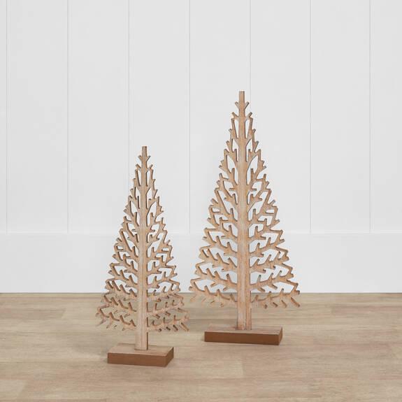 Alma Standing Tree Decor