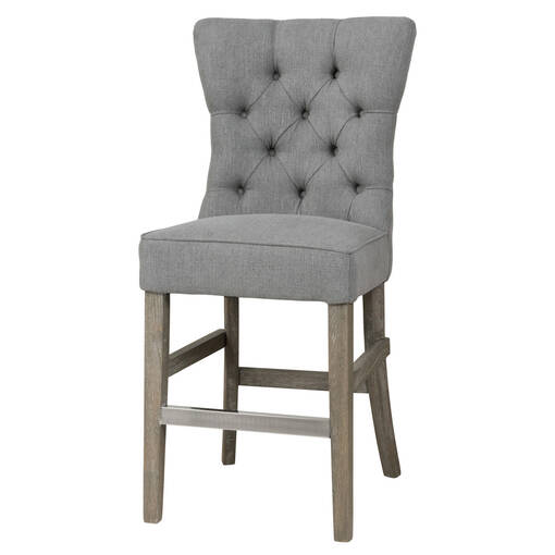 Tabouret Oakwood -Nantucket gris