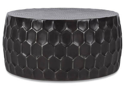 Quincy Coffee Table -Black