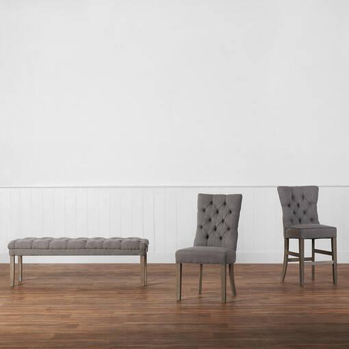 Oakwood Dining Chair -Nantucket Grey