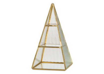 Rochelle Pyramid Display Box