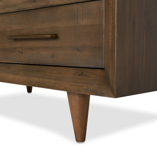 Asher Coffee Table -Mac Brown