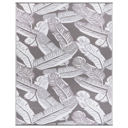 Tapis ext. feuilles Bali 96x120 pavé