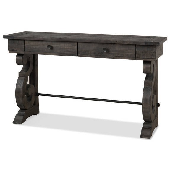 Churchill Hall Table -Carob