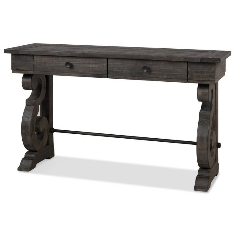 Table d'entrée Churchill -caroube
