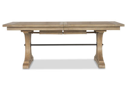 Bridgetown Ext Dining Table -Claire Fawn