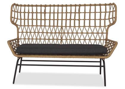 Wren Bench Natural -Ari Carbon
