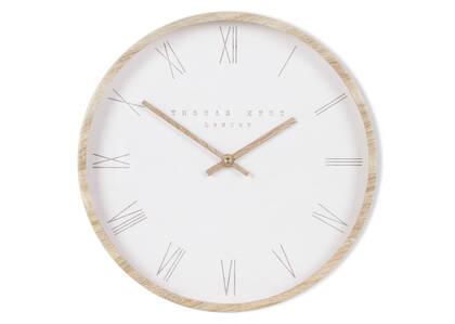 Horloge Calder blanche