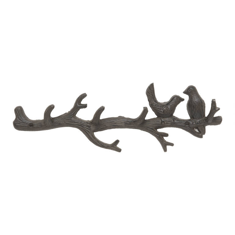Bird Branch Hook Iron