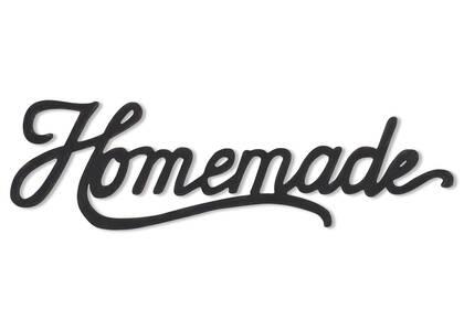 Enseigne Homemade