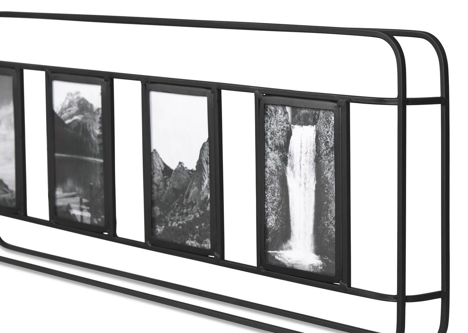 Kismet Frame 4 - 4x6 Black
