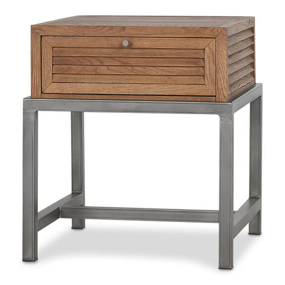 Augustine Side Table -Marcos Oak