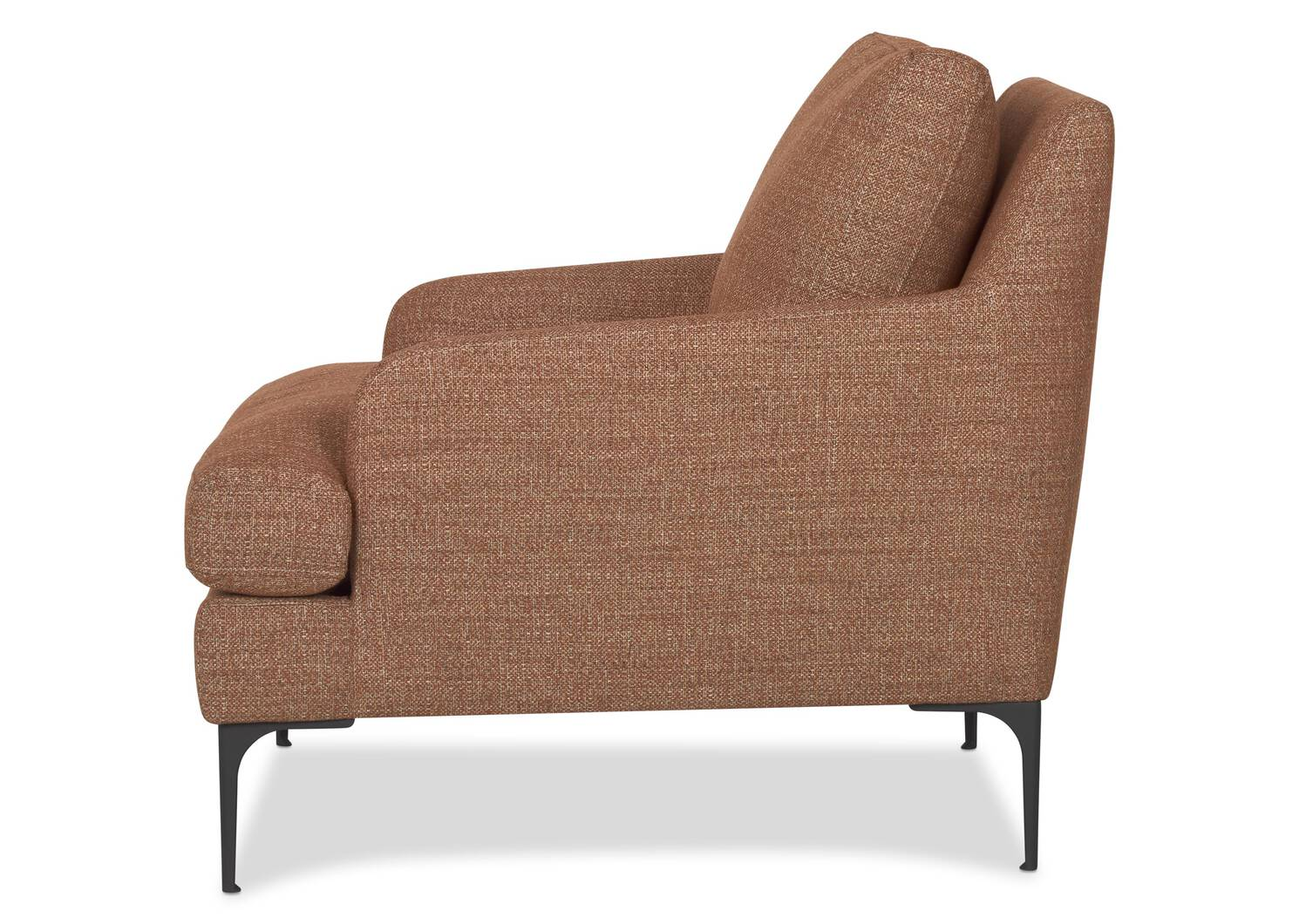 Florence Armchair -Balboa Rust