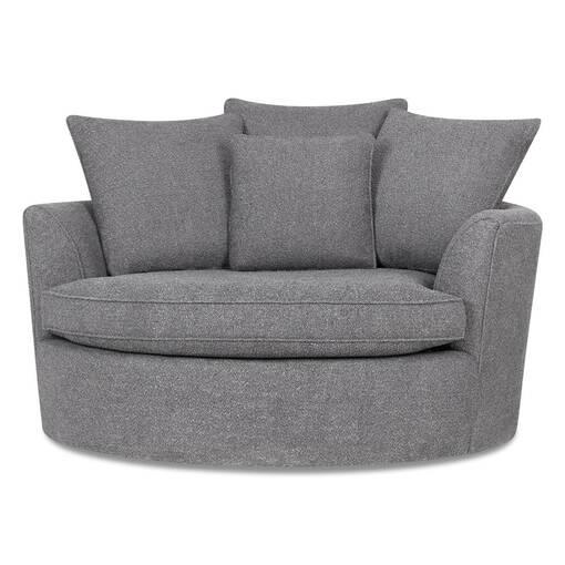Nest Chair -Remi Nickel