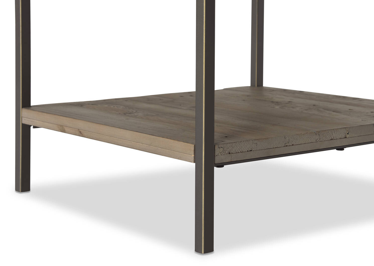 Bronson Side Table -Guthrie Driftwood