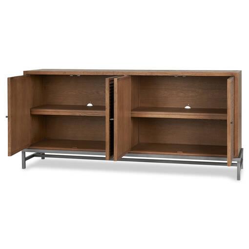 Augustine Cabinet -Marcos Oak