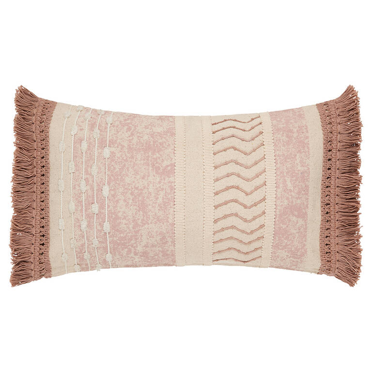 Primavera Toss 12x22 Ballet Pink