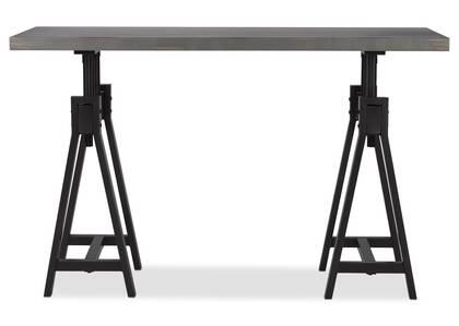 Jaxon Desk -Hex Iron