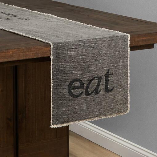 Chemin de table Eat