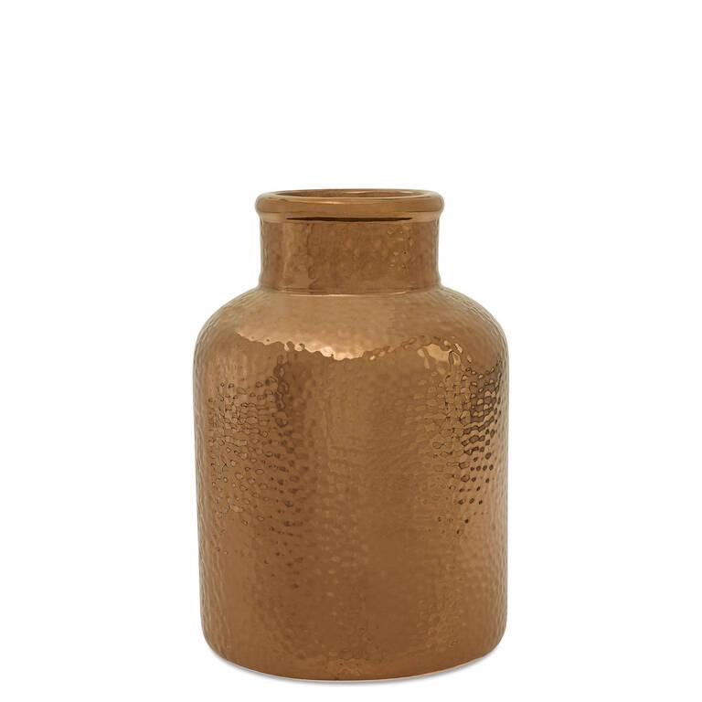 Kehlani Vase Small Brass