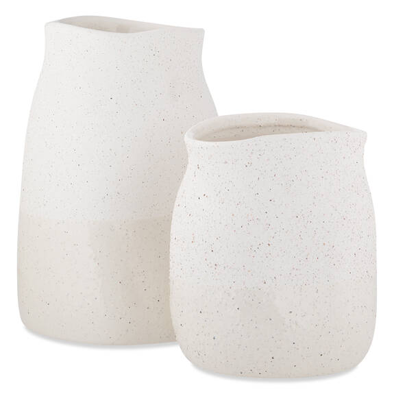 Vases Primrose -blancs