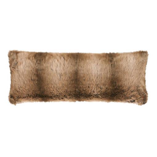 Fauna Faux Fur Toss 14x36 Sable