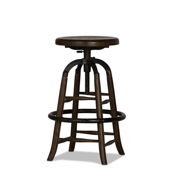 Century Counter Stool -Anson Oak