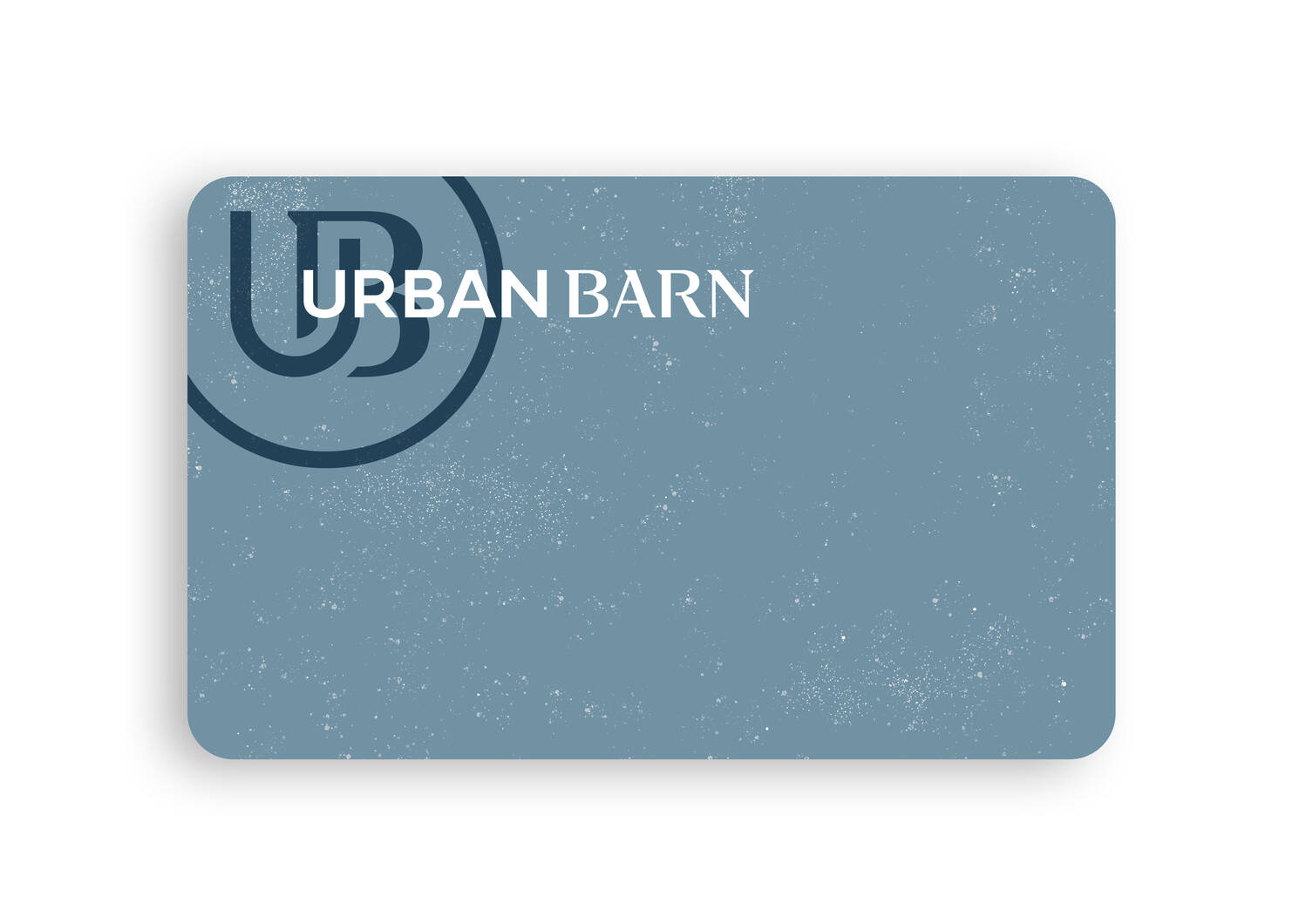 Urban Barn E-Gift Card