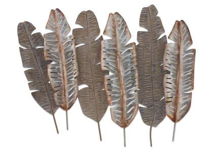Déco murale plumes Skye