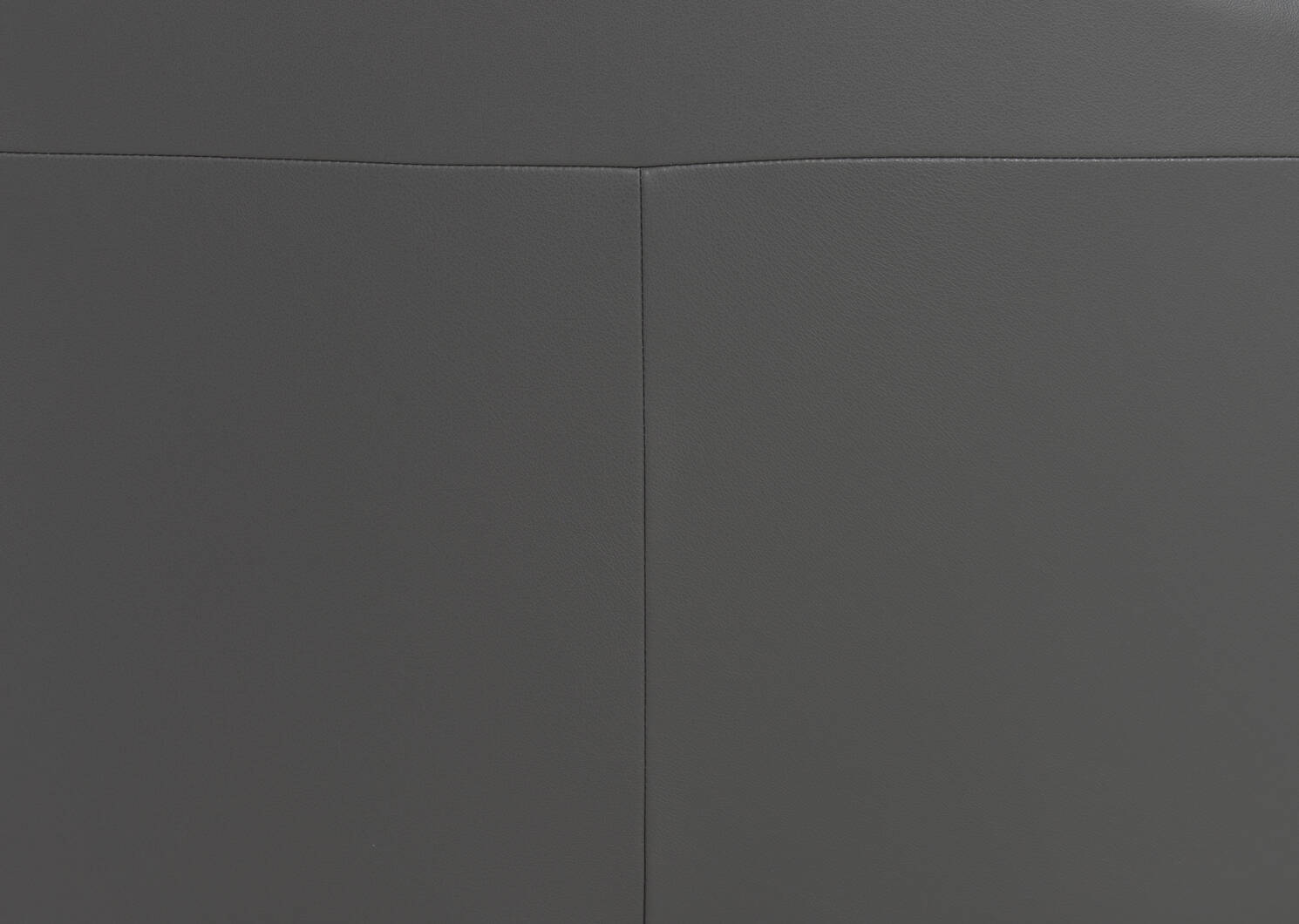 Fauteuil inc. cuir Drake -Tre graphite