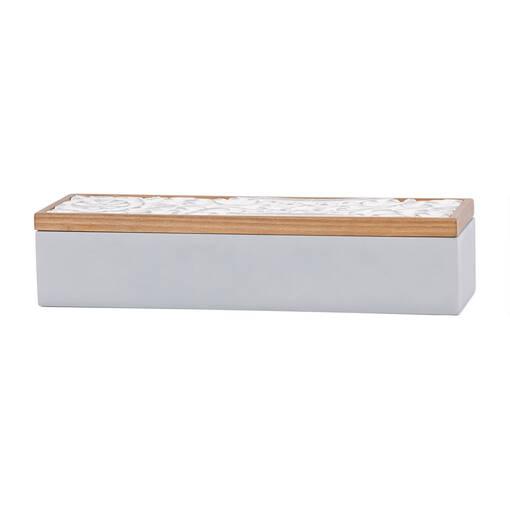 Jenette Storage Box White