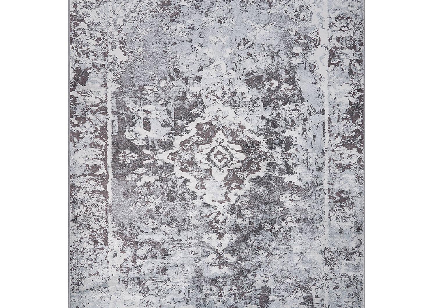 Lariviere Rug - Grey/Charcoal