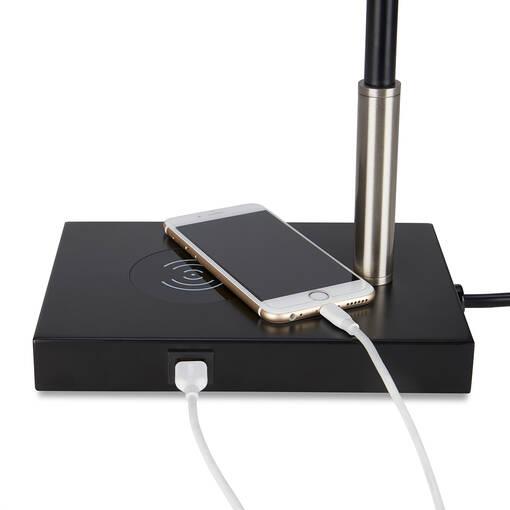 Drexel Charging Desk Lamp