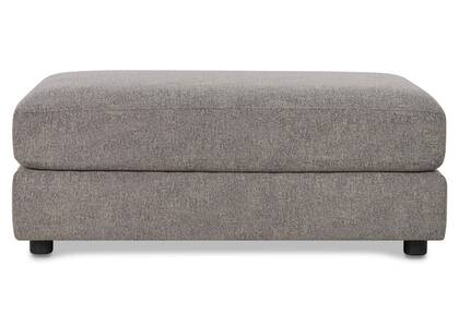"Berg Ottoman 45x28"" -Aiden Sterling"