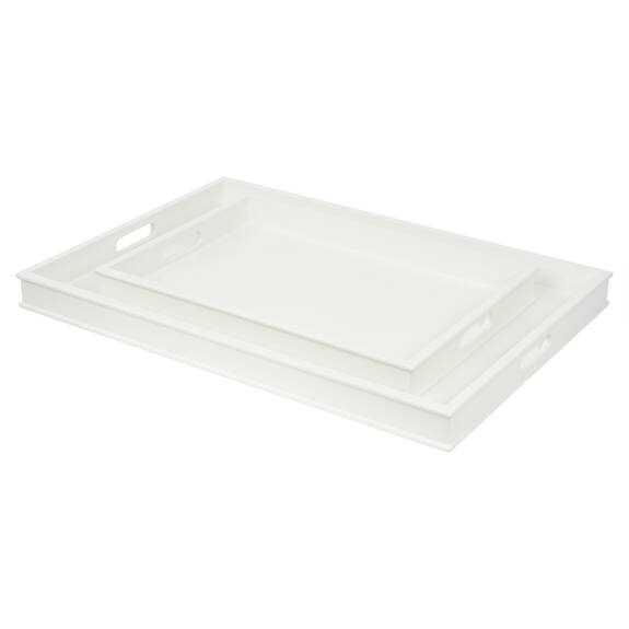 Montreal Trays - White