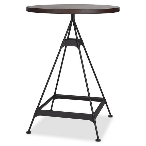 Gleason Counter Table -Black