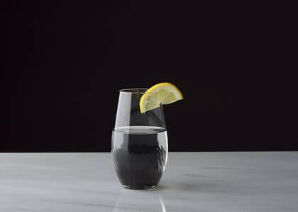 Revel Highball Glass Grey
