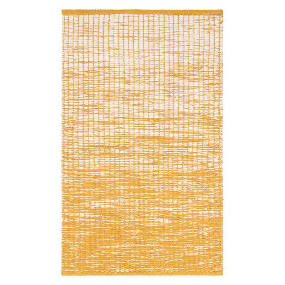 Tapis décoratif Mya -champ doré