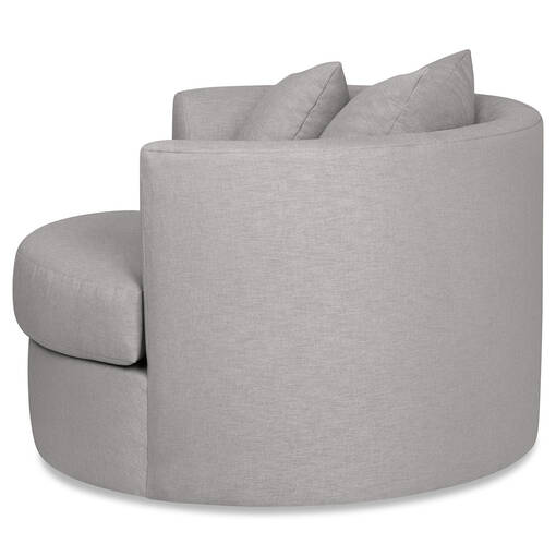Cuddle Custom Swivel Chair