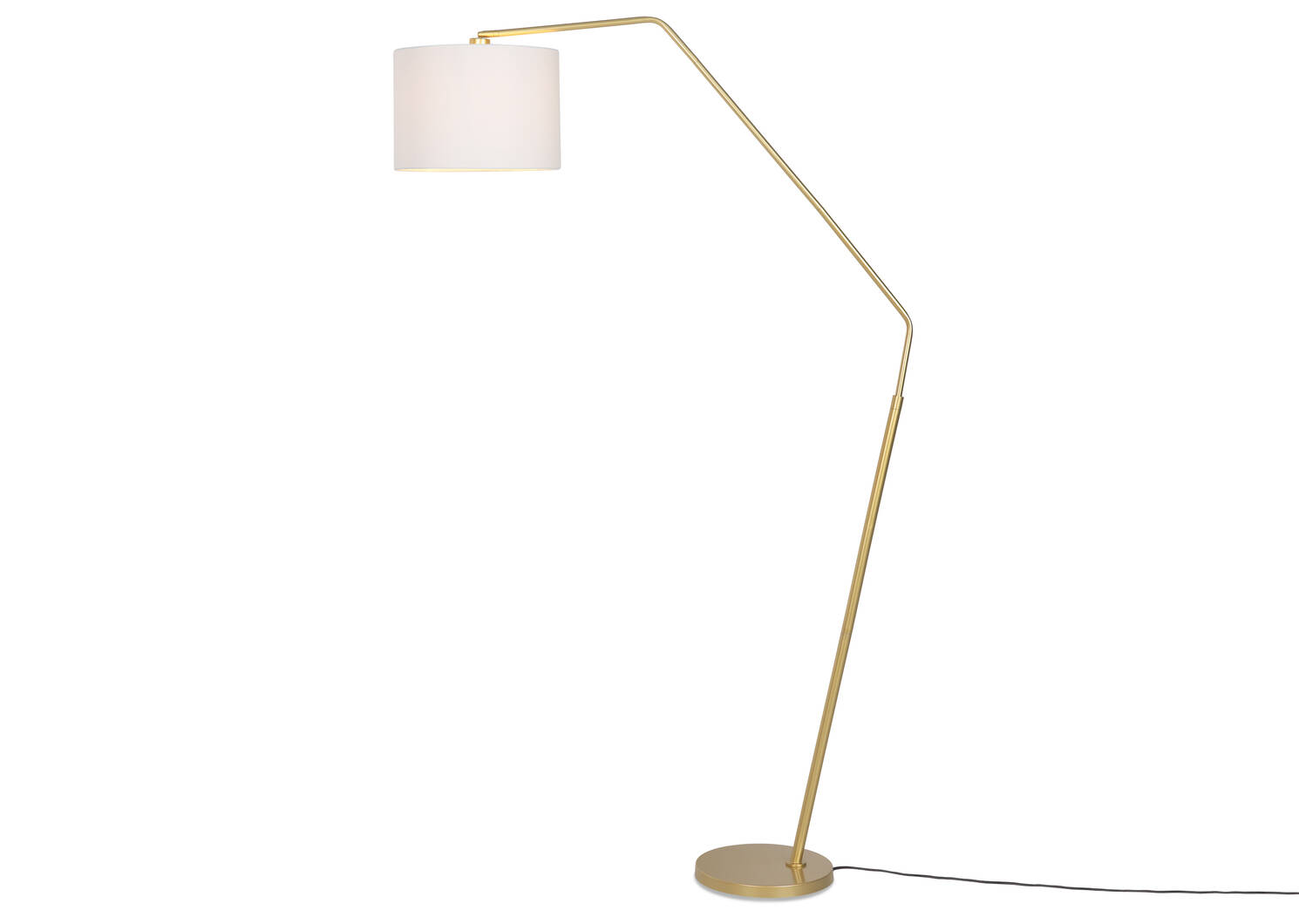 Brysen Arc Floor Lamp