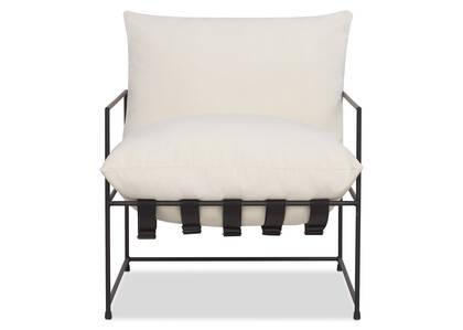"""Mondo Chair 28"""" -Sorrento Vanilla"""