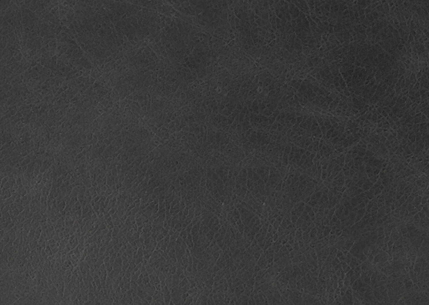 Fauteuil en cuir Diablo -Harrod charbon