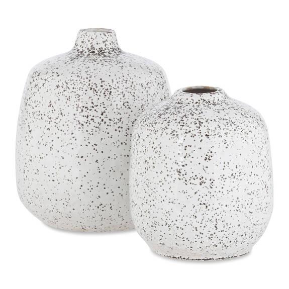 Gwyn Vases -White