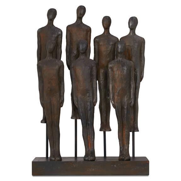 Together Sculpture Black