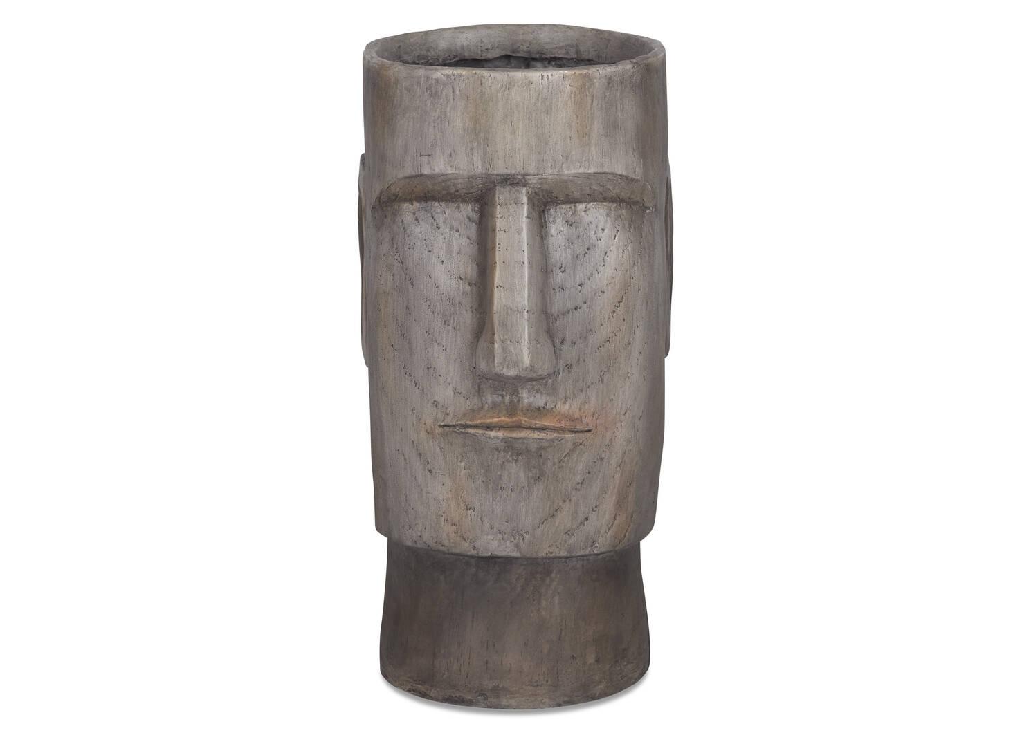 Hatui Planter Grey